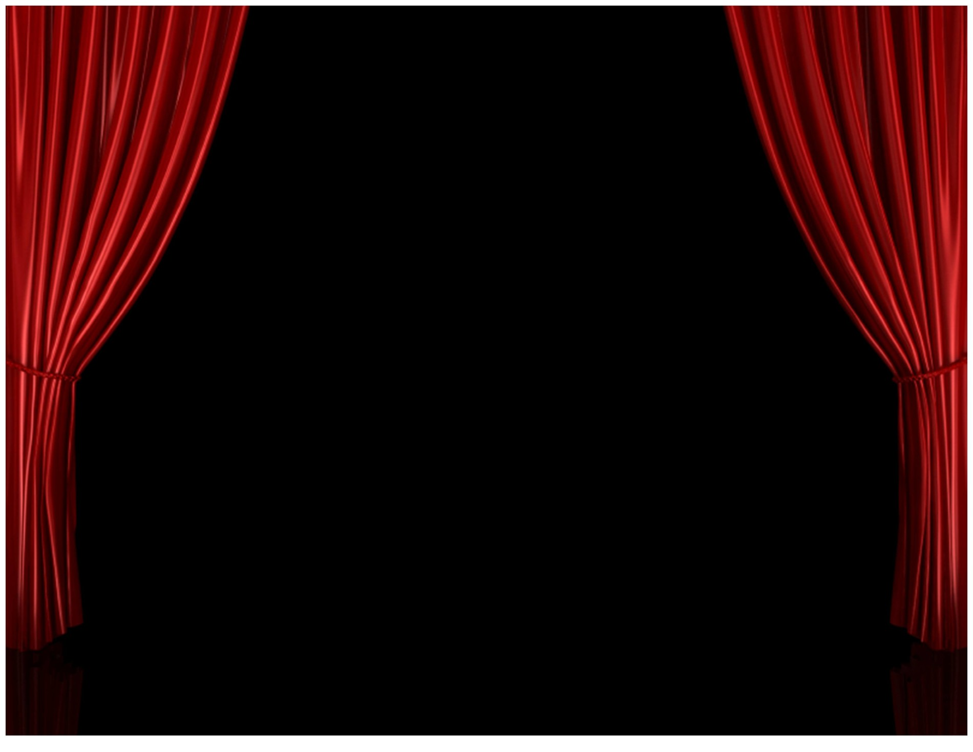 red curtains theatre - photo #36