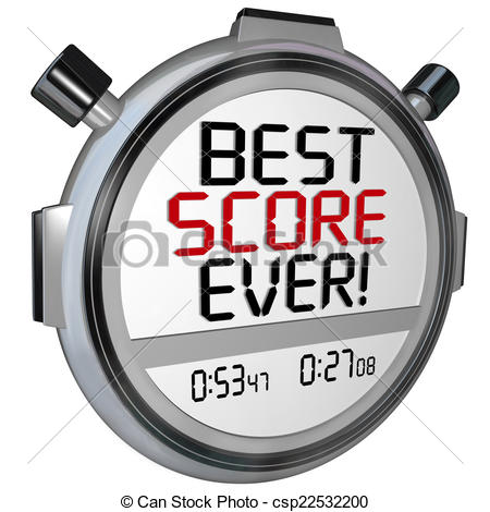 Stopwatch Record Breaking Performance    Csp22532200   Search Clipart
