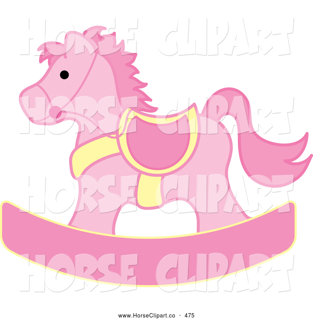Children S Rocking Horse Toy Horse Clip Art Pams Clipart