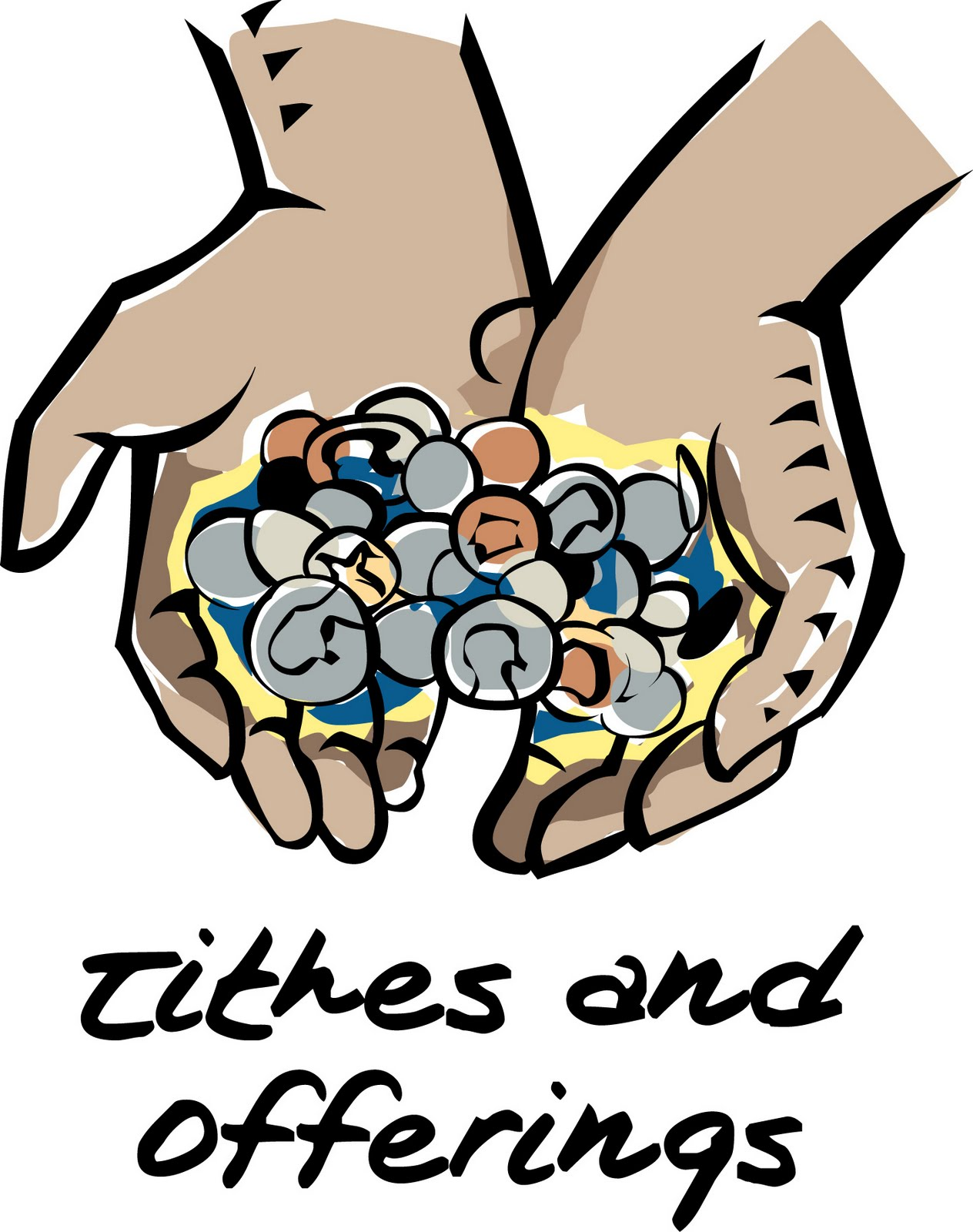 Church Tithes And Offerings Clip Art Church Giving Offering Clip