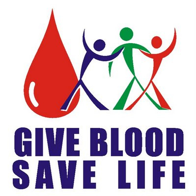 Give Blood Today From 8 00 A M    2 00 P M  In The Courtyard Between
