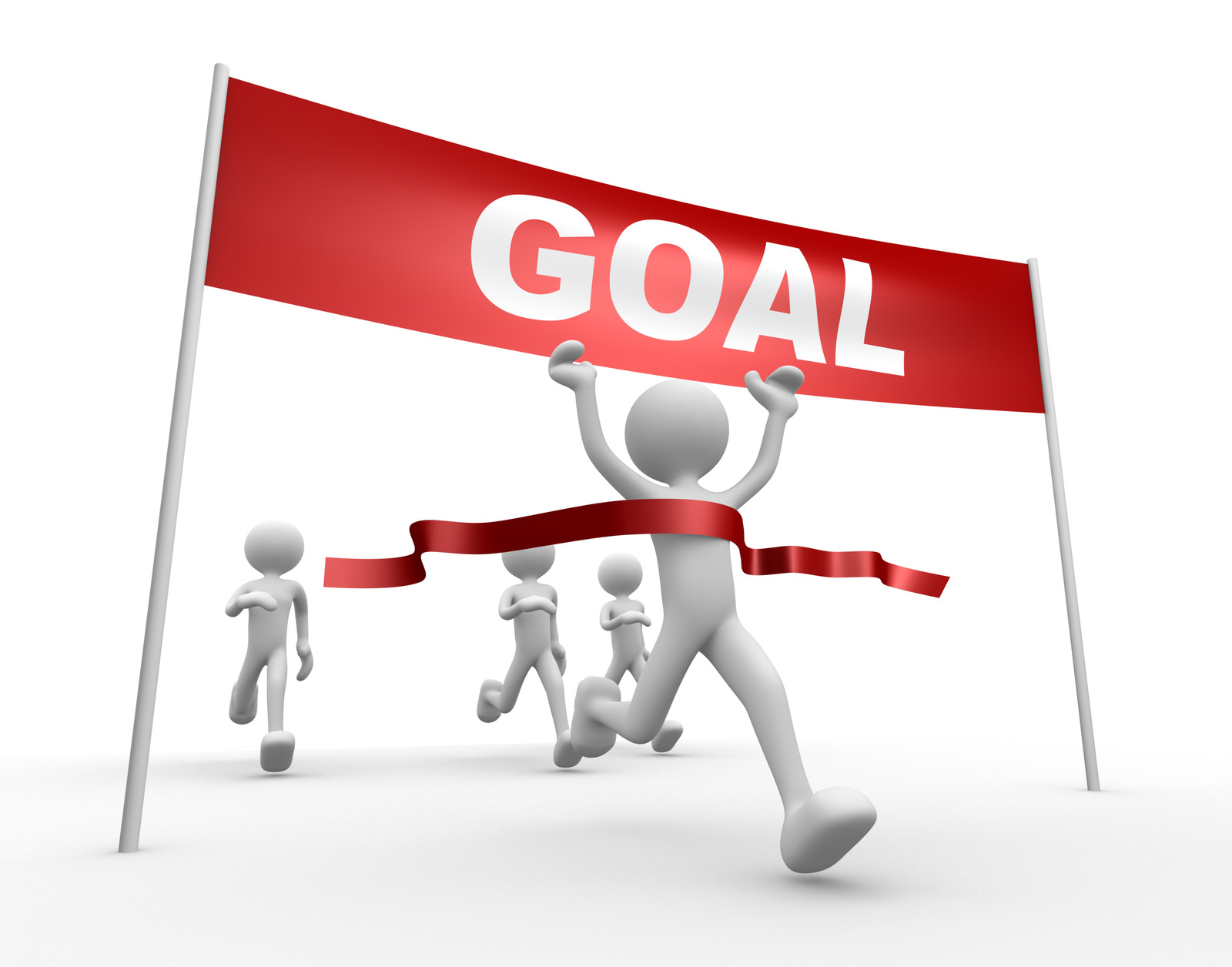 Goal Clipart - Clipart Kid