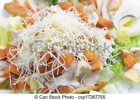 Stock Photo   Meat Salad   Stock Image Images Royalty Free Photo