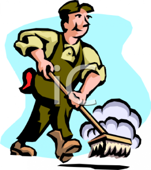 Cleaning Construction Clip Art