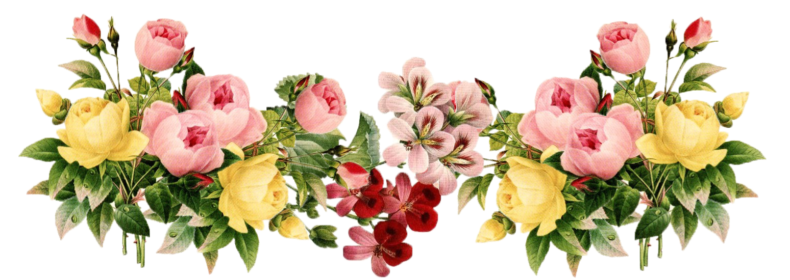 29 Vintage Flower Png   Free Cliparts That You Can Download To You