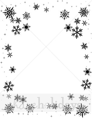 Black Snowflake Background   Snow Backgrounds
