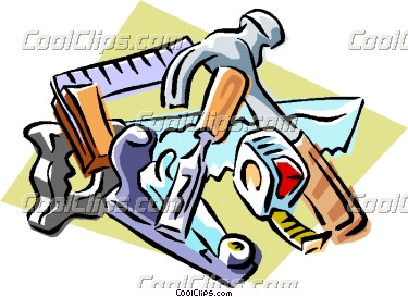 Carpenter Tools Clip Art