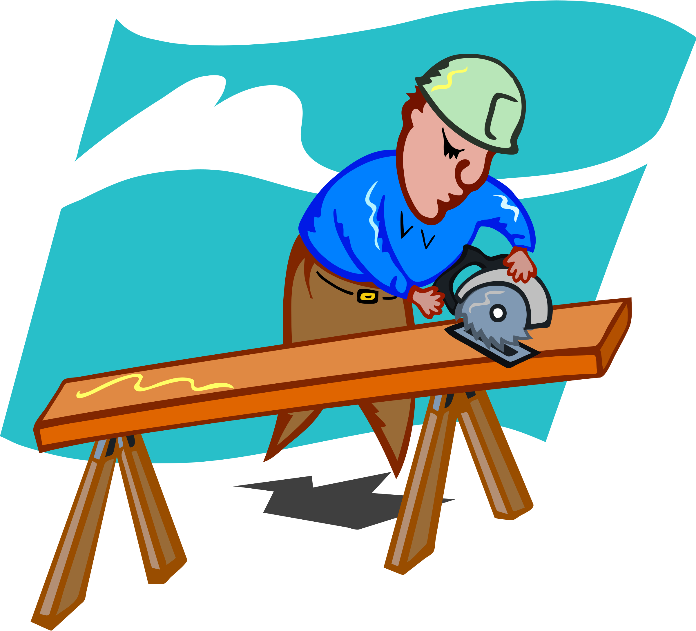 Carpentry Tools Clip Art Carpenter Clipart