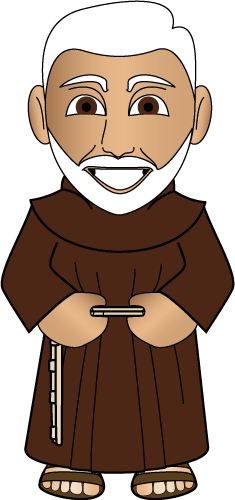 Franciscan Friar  Order Of Friars Minor