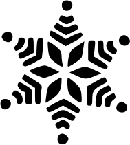 Free Snowflake Clipart   Clipart Panda   Free Clipart Images