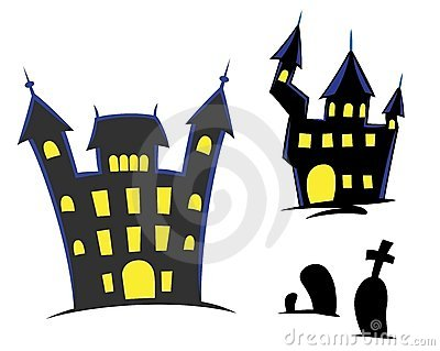 Haunted Castle Clipart   Clipart Panda   Free Clipart Images