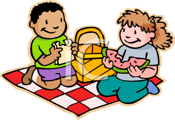 Kids Eating Clipart   Clipart Panda   Free Clipart Images