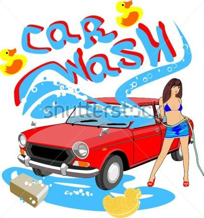 Mobile car wash clipart clipart suggest for Clean car pictures