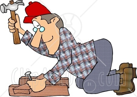Carpentry Clip Art - Synkee