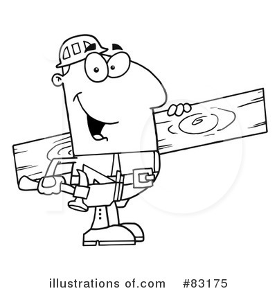 Woodworking Tools Colouring Pages