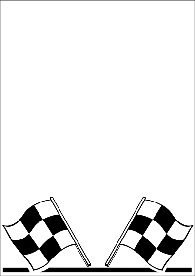 26 Checkered Flag Border Clip Art Free Cliparts That You Can Download
