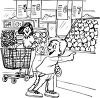 Bookstore Pictures Consumer Pictures Shopkeeper Clipart Twins Clipart