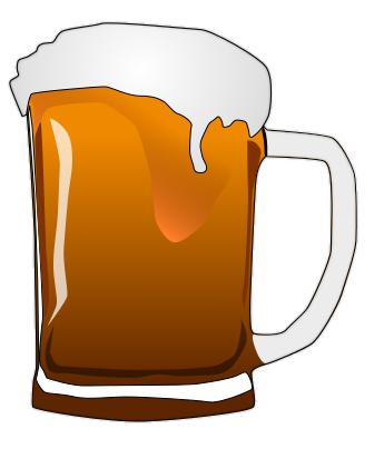 Beer Mug Clipart - Clipart Kid