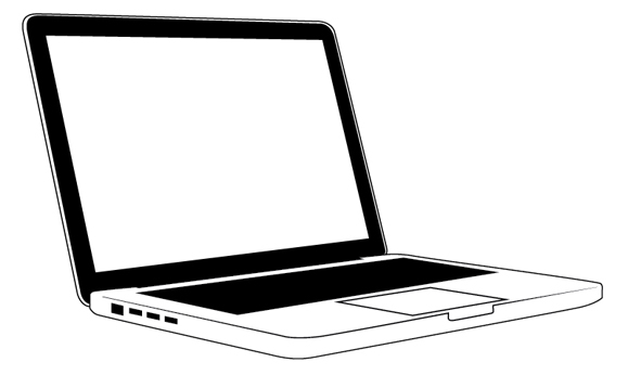Computer Vector   Free Cliparts That You Can Download To You Computer