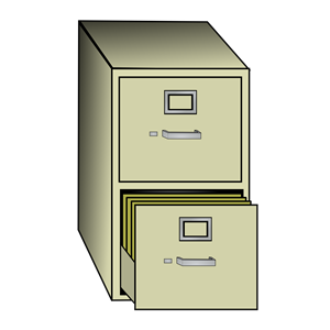 File Cabinet Clipart Cliparts Of File Cabinet Free Download  Wmf Eps
