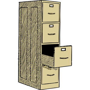 Free Vector Clipart Transfer Cabinet