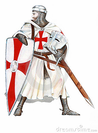 Knights Templar   Soldiers Of Christ And Of The Temple Of Solomon