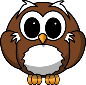 Owl Simple Clip Art