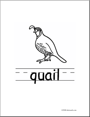 Quail Clip Art Black And White Manna and quail clipart - clipart kid Quail Black And White Clipart
