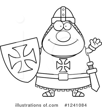Royalty Free  Rf  Knight Templar Clipart Illustration  1241084 By Cory