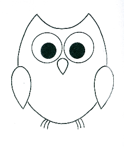 Simple Owl Clipart Suggest