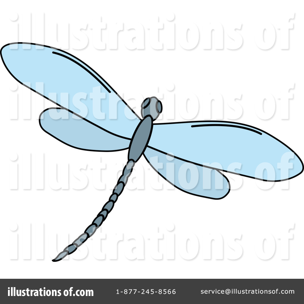 Dragonfly Clipart  1063890 By Seamartini Graphics   Royalty Free  Rf