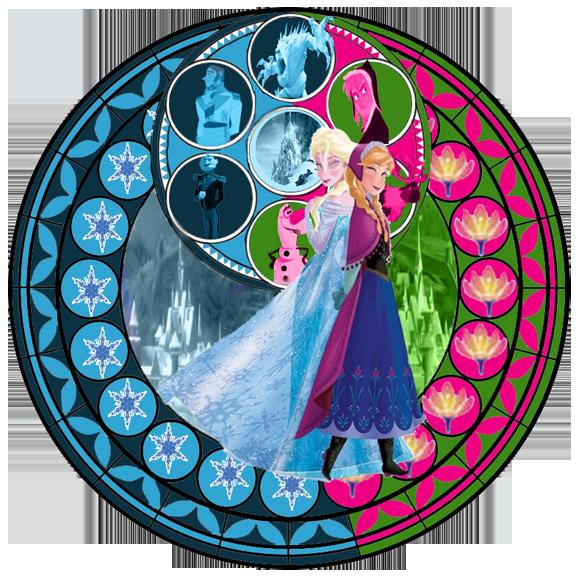 Frozen  Ana And Elsa Clip Art
