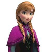 Frozen  Ana Clip Art    Frozen Party   Pinterest