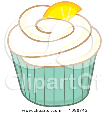 Royalty Free Illustrations Of Cupcakes By Pams Clipart  1