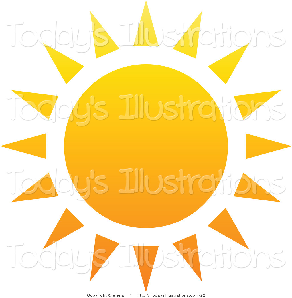 Summer Sunshine Clipart - Clipart Suggest