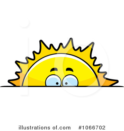 Sunrise Clipart  1066702 By Cory Thoman   Royalty Free  Rf  Stock
