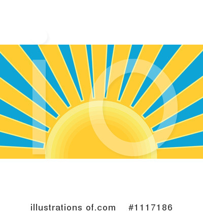 Sunrise Clipart  1117186 By Patrimonio   Royalty Free  Rf  Stock