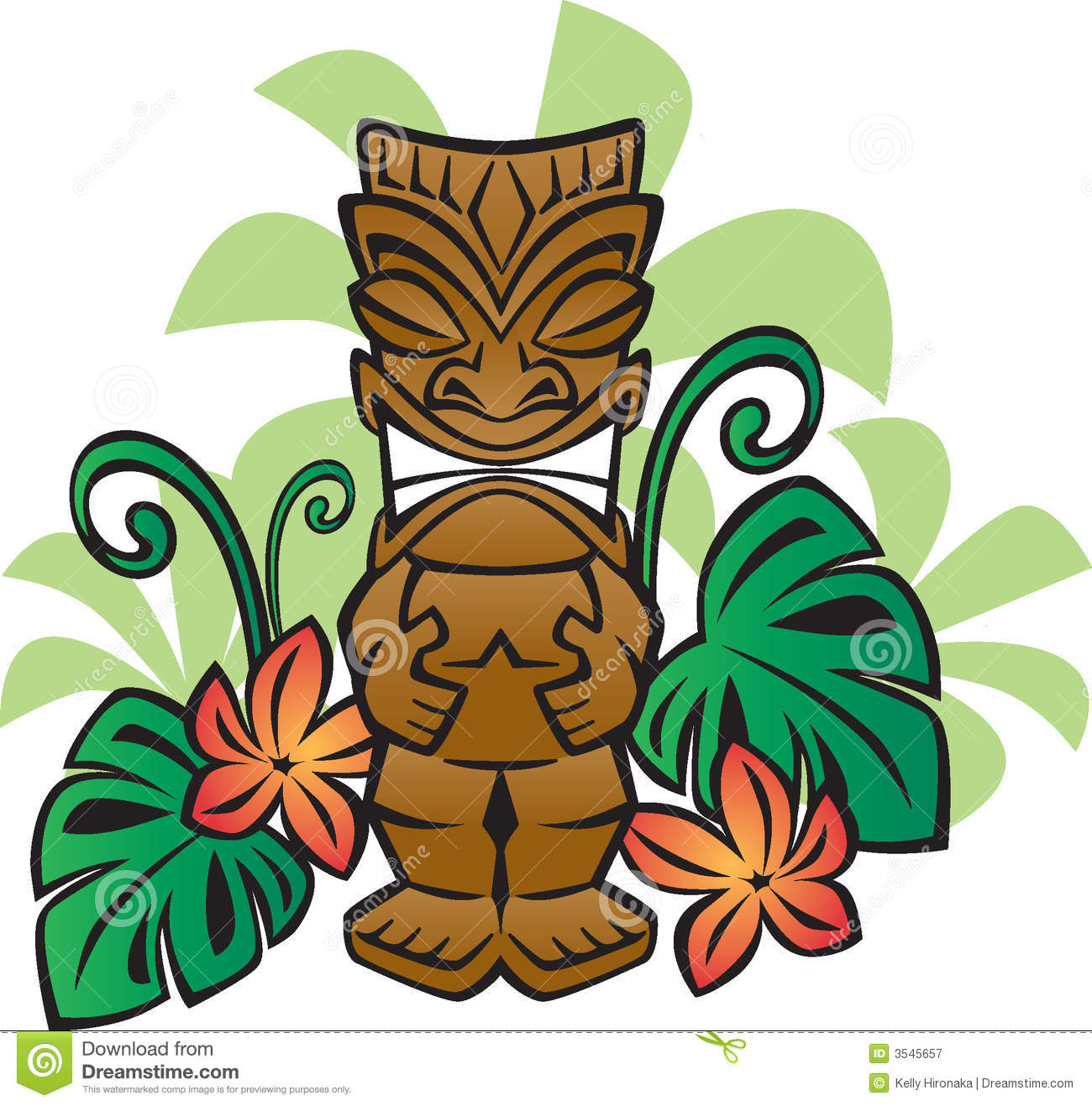 There Is 31 Hawaiian Tiki Free Cliparts All Used For Free