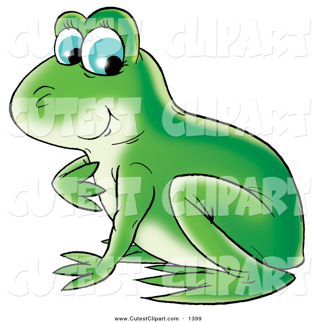 Adult Frog Clipart Cute Designs Of Frogs