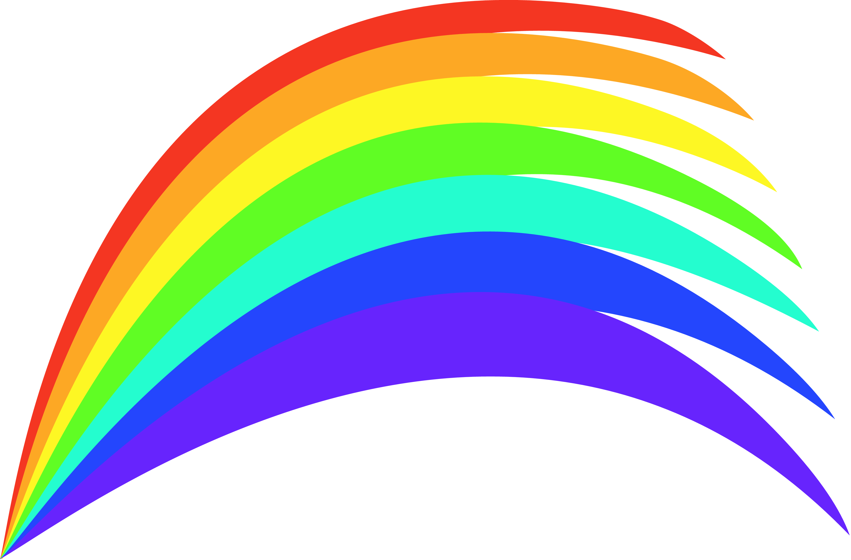 Cartoon Rainbow   Clipart Best