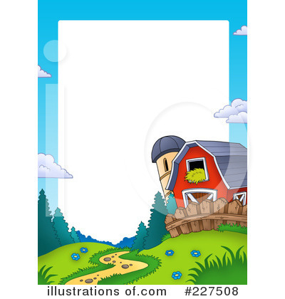 Barn Background Clipart Royalty Free  Rf  Barn Clipart
