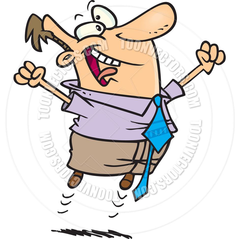 Image Gallery jumping joy cartoon