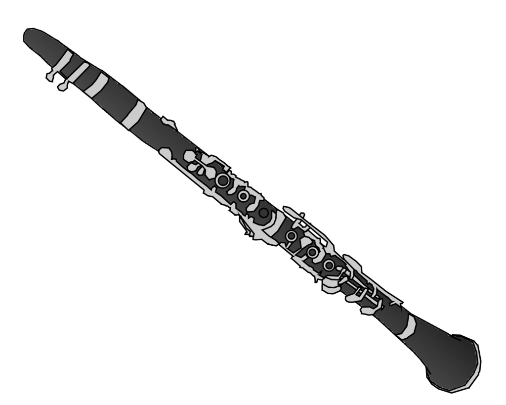 Clarinet Player Clipart Clarinet Picture