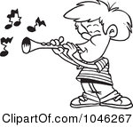Clarinet Player Clipart Royalty Free Rf Clip Art