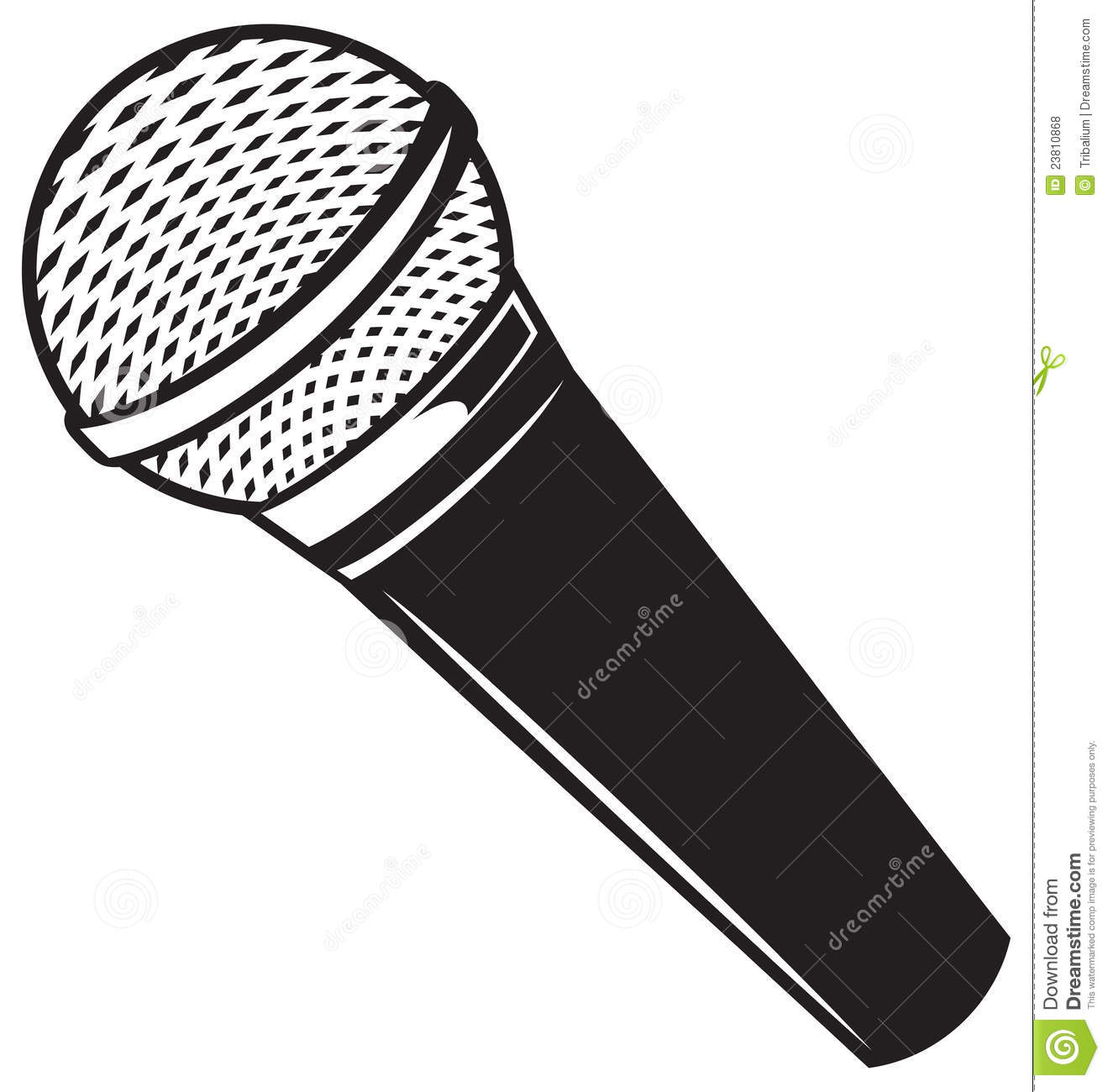 Interview Microphone Clipart   Cliparthut   Free Clipart