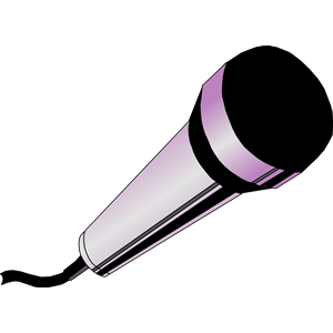 Microphone Clipart Cliparts Of Microphone Free Download  Wmf Eps