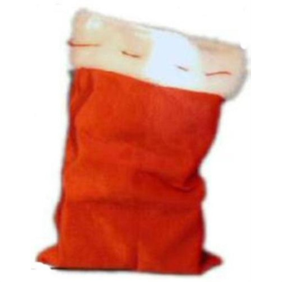 Empty Santa Bag Clipart - Clipart Kid