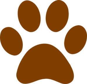 Brown Dog Clker Clipart - Clipart Kid
