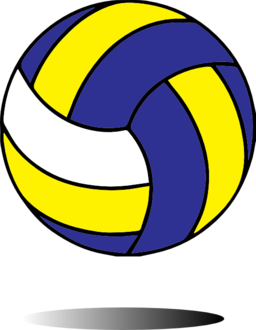 Volleyball Ball Clipart - Clipart Kid