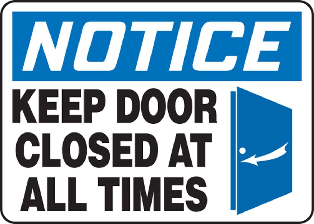 Close Door Sign Clipart - Clipart Suggest